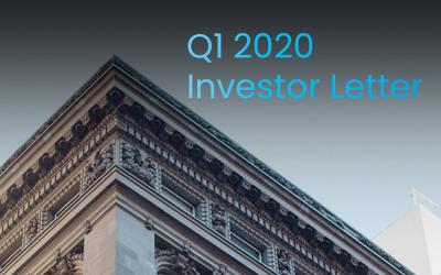Q1 2020 Investor Letter